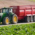 Maszyny rolnicze: przyczepa