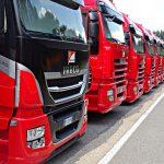 Wygodne materace do samochodów ciężarowych