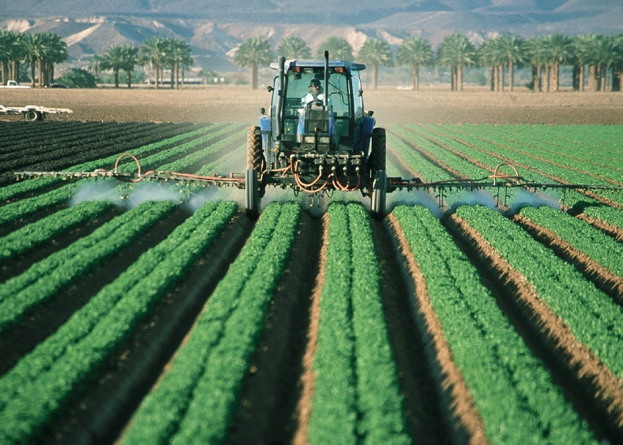 Nowoczesne wyposażenie w gospodarstwie rolnym